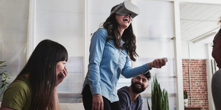 Oculus go - Realidade Virtual